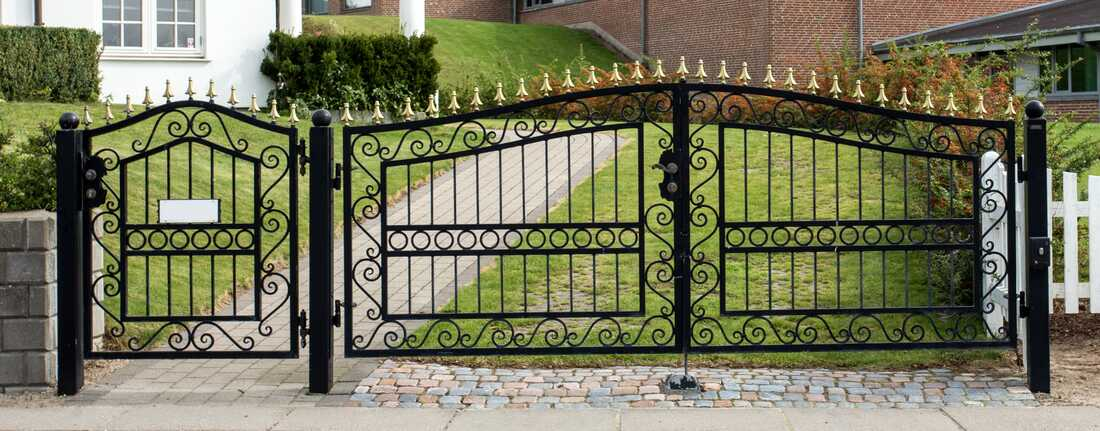 custom wrought iron fence contractor wollongong
